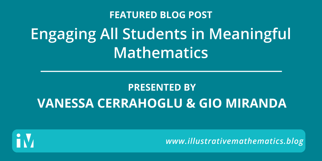 Engaging All Students in Meaningful Mathematics