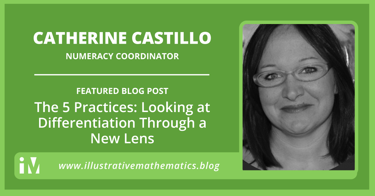 The 5 Practices: Looking at Differentiation Through a New Lens